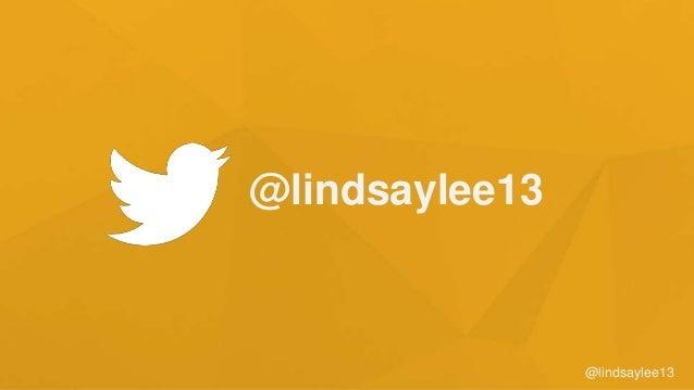 @lindsaylee13
