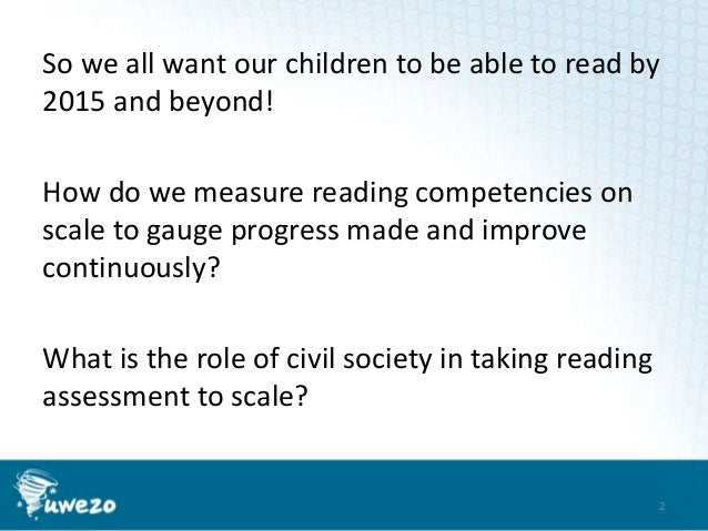 Civil Society Organisations: achieving and maintaining scale Slide 2