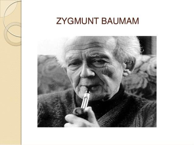 ZYGMUNT BAUMAM