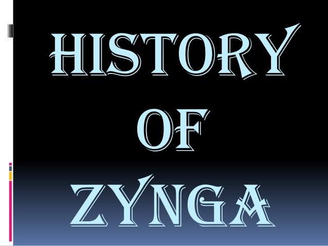 Zynga History