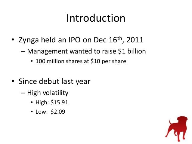 Zynga ppt -wei Slide 2