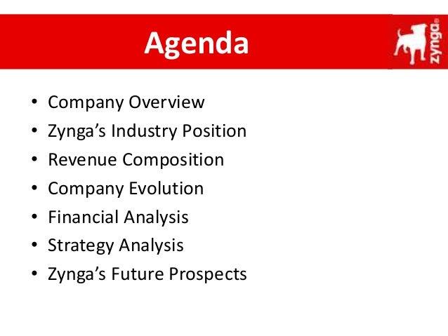 Zynga - Strategic Analysis Slide 2