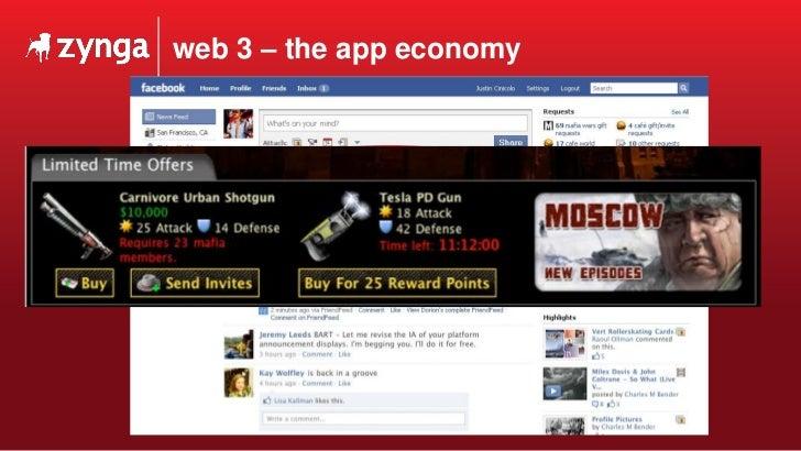 web 3 – the app economy