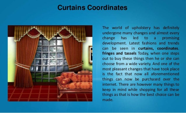 Best Curtains Coordinates Fringes And Tassels In Delhi