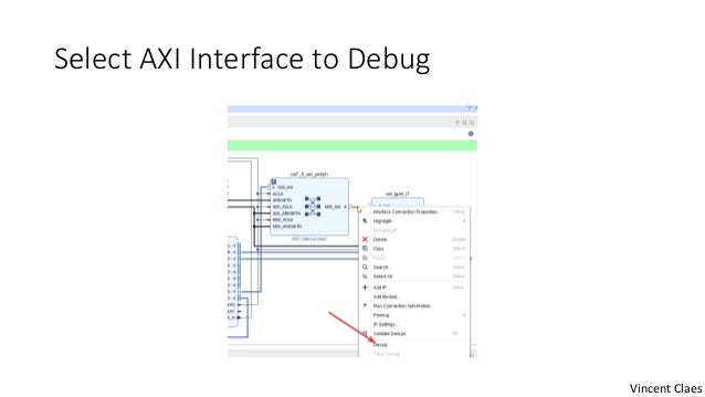 Debugging Xilinx Zynq Project using ILA Integrated Logic