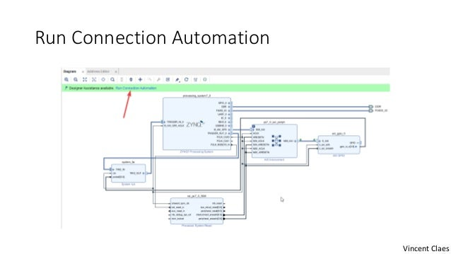 run connection automation vincent claes