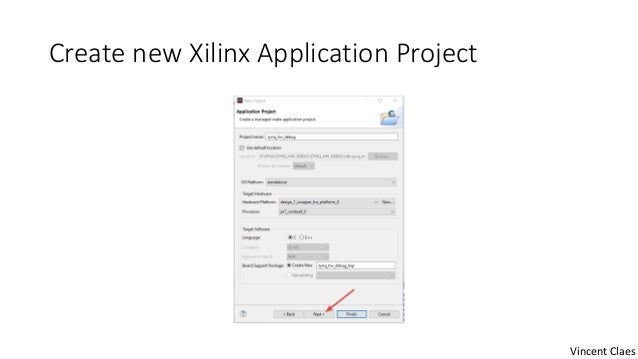 Debugging Xilinx Zynq Project using ILA Integrated Logic