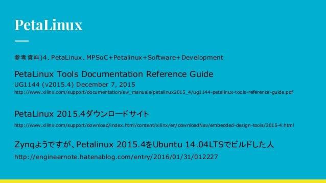 Mpsoc Linux Image