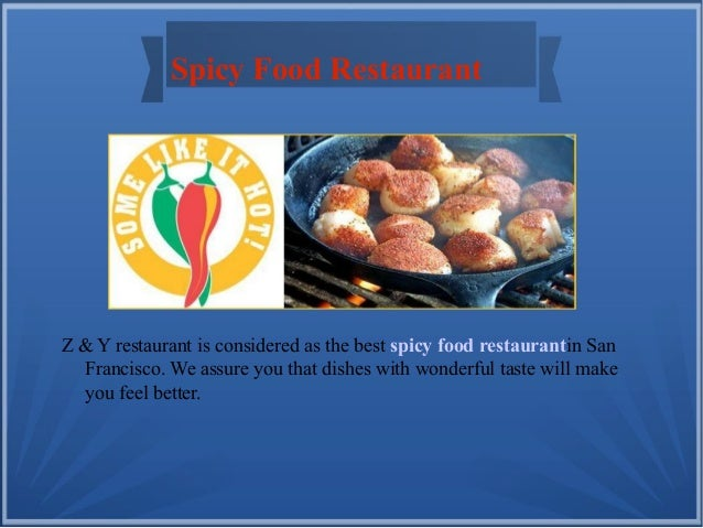Chinese Food Dishes of Z & Y Restaurant Slide 2