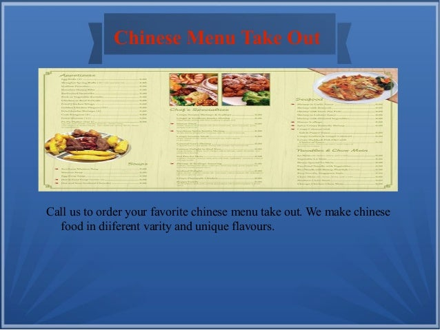 Chinese Food Dishes of Z & Y Restaurant Slide 3