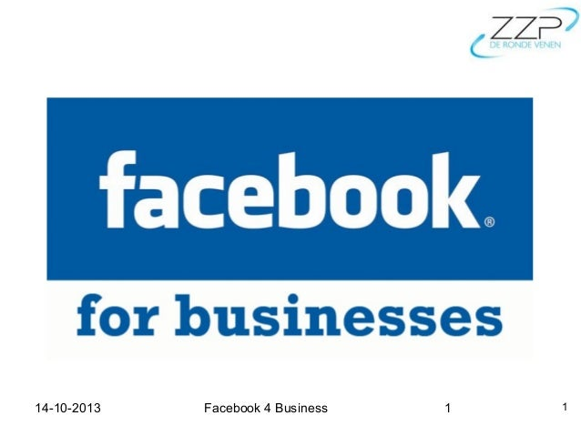 14-10-2013  Facebook 4 Business  1  1